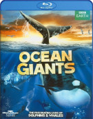 Ocean Giants: Repackage (DVD + Blu-ray Combo) Blu-ray