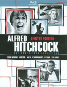 Alfred Hitchcock: The Essentials Collection Blu-ray