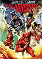 Justice League: The Flashpoint Paradox Movie