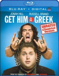 Get Him To The Greek (Blu-ray + Digital Copy + UltraViolet) Blu-ray
