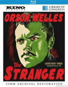 Stranger, The: Remastered Edition Blu-ray