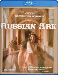 Russian Ark: Anniversary Edition Blu-ray