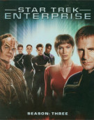 Star Trek: Enterprise - The Complete Third Season Blu-ray