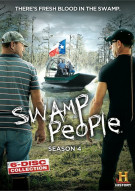 Swamp People: Season Four Movie