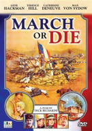March Or Die Movie