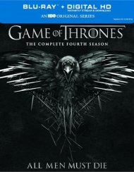 Game Of Thrones: The Complete Fourth Season (Blu-ray + UltraViolet) Blu-ray