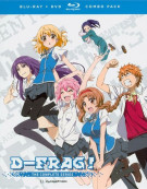 D-Frag!: Complete Series Blu-ray + DVD) Blu-ray