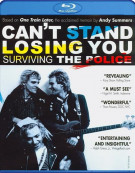 Cant Stand Losing You: Surviving The Police Blu-ray