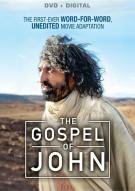 Gospel Of John, The (DVD + UltraViolet) Movie