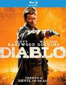 Diablo Blu-ray
