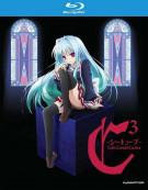 C3: The Complete Series + OVA (Blu-ray + DVD) Blu-ray