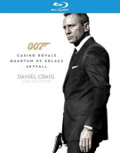 007 The Daniel Craig Collection (Blu-ray + UltraViolet) Blu-ray