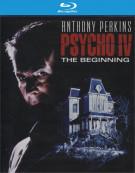 Psycho Iv: The Beginning  Blu-ray