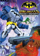 Batman Unlimited: Mechs Vs. Mutants Movie