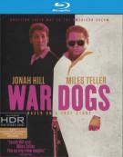 War Dogs (4K Ultra HD + Blu-ray + UltraViolet) Blu-ray