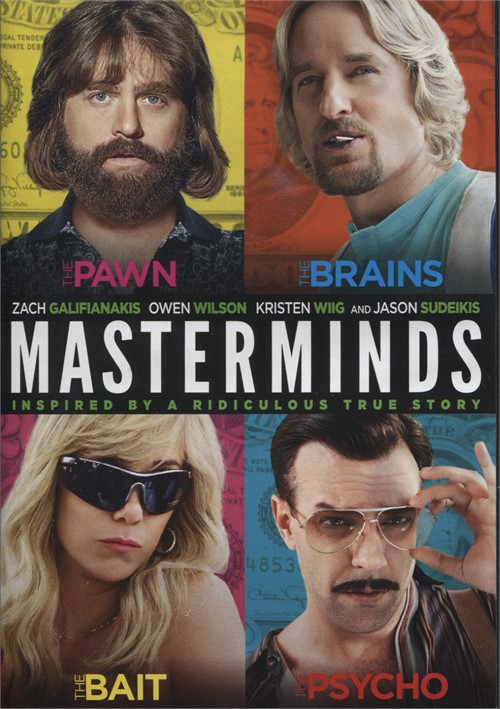 Masterminds Movie