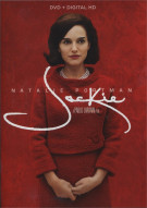 Jackie (DVD + UltraViolet) Movie