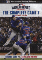 2016 World Series: The Complete Game 7 Movie