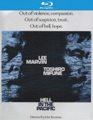 Hell in the Pacific  Blu-ray