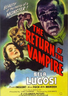 Return Of The Vampire, The Movie