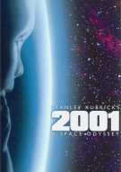 2001: A Space Odyssey (New Kubrick Collection) Movie