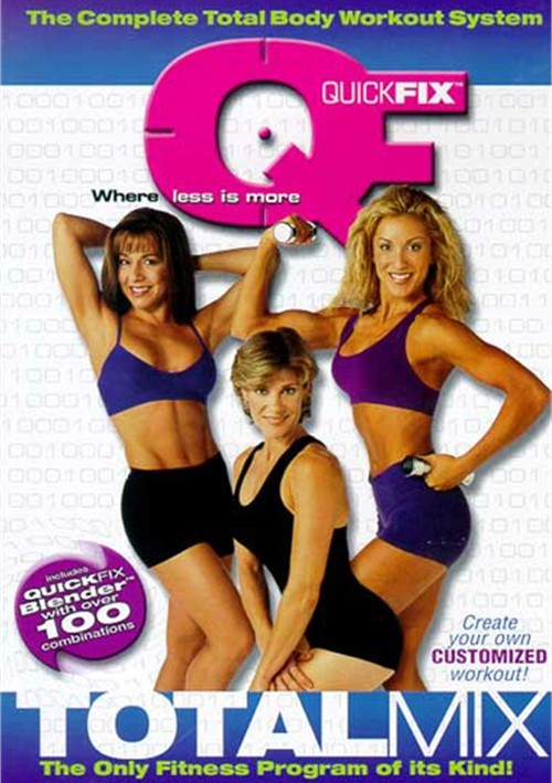 QuickFix: TotalMix - The Complete Total Body Workout System Movie