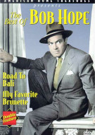 Best Of Bob Hope, The: Road To Bali/ My Favorite Brunette Movie