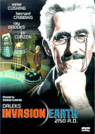 Daleks Invasion Earth 2150 A.D. Movie