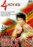 Tribute To Bruce Lee, A: 4-Movie Set Movie