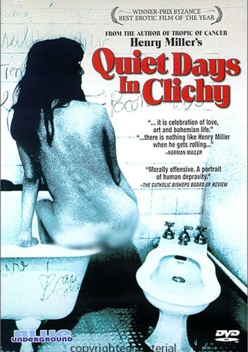 Quiet Days In Clichy Movie