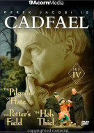 Cadfael: Set IV - The Holy Thief/ The Pilgrim Of Hate/ The Potters Field Movie