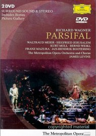 Wagner: Parsifal Movie