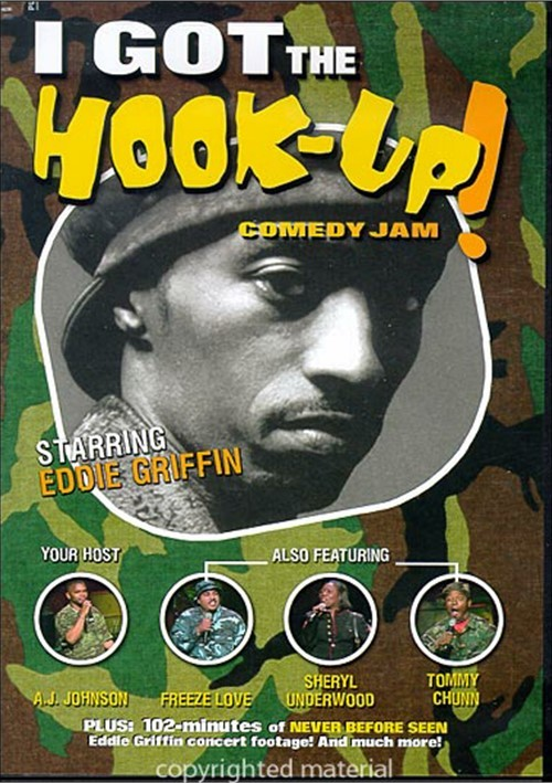 I Got The Hook Up Comedy Jam Dvdrip