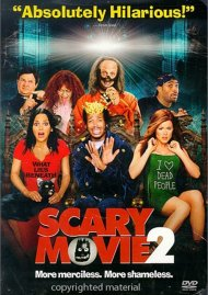 Scary Movie 2/ Senseless (2 Pack) Movie