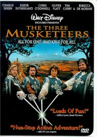 Three Musketeers, The (Walt Disney) Movie