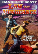 Law Of Vengeance (AKA To The Last Man) Movie