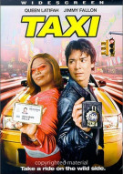 Taxi (Widescreen) Movie