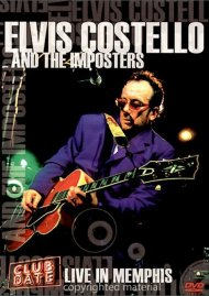 Elvis Costello And The Imposters: Club Date - Live In Memphis Movie