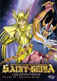 Saint Seiya: Volume 12 Movie