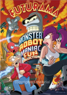 Futurama: Monster Robot Maniac Fun Collection Movie