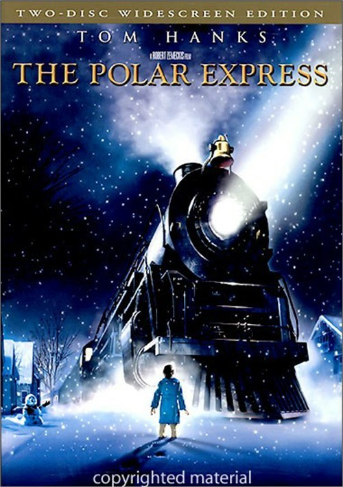 Polar Express, The: 2 Disc Special Edition (Widescreen)  Movie