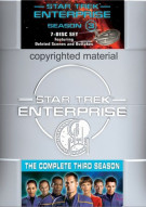 Star Trek: Enterprise - The Complete Third Season Movie
