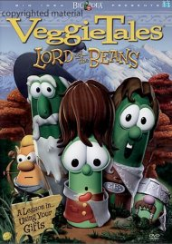 Veggie Tales: Lord Of The Beans Movie
