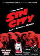 Sin City: Unrated, Recut & Extended Movie