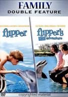 Flipper / Flippers New Adventure (Double Feature) Movie