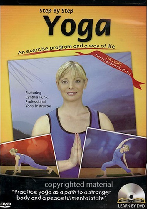 Step By Step Yoga Movie