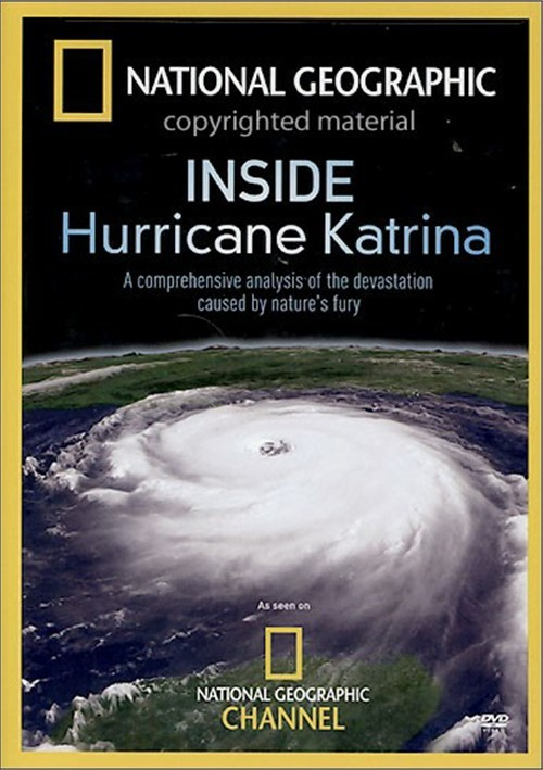 National Geographic: Inside Hurricane Katrina Movie