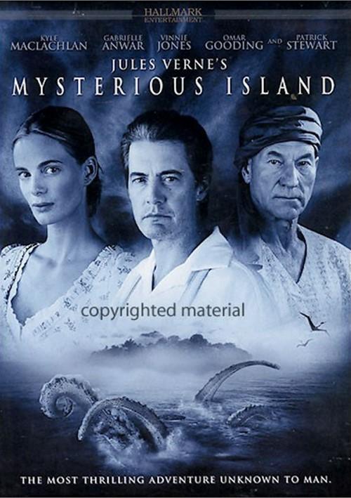 Mysterious Island (Fullscreen) Movie