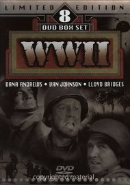 WW II Limited Edition 8 DVD Box Set Movie
