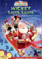 Mickey Mouse Clubhouse: Mickey Saves Santa Movie